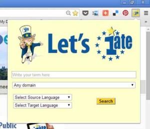 IATE terminlogy