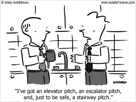 Elevator Speech for Terminology - In My Own Terms