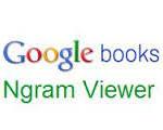 google ngram view