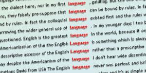 corpuslinguistics