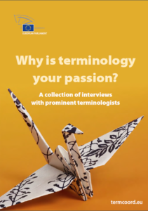 terminology passion 1